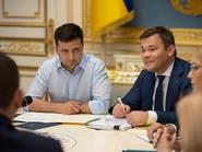 صراع بمقر الحكم بأوكرانيا وإقالة أكثر المسؤولين إثارة للجدل