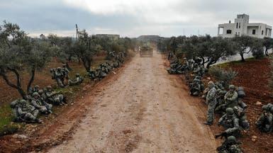 تركيا تقر بمقتل جنديين لها بغارة للنظام في إدلب