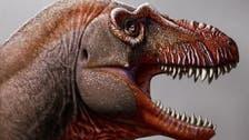 Meet the 'Reaper of Death': T-Rex's older cousin