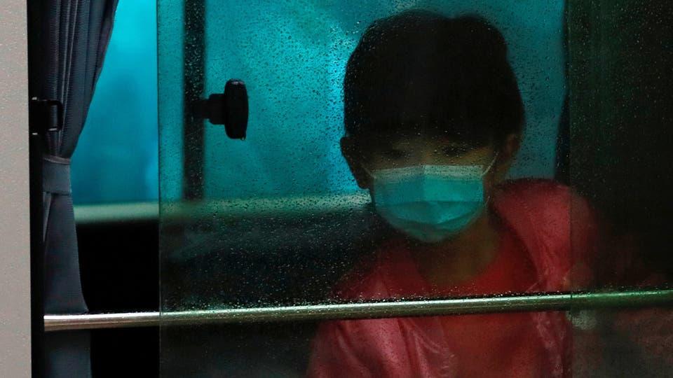 Image result for الحياة اطفال في ذمان كورونا في صين