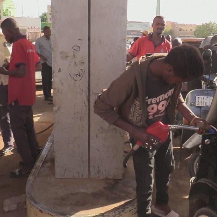 الحكومة السودانية: تأثر إمدادات الوقود بسبب إغلاق ميناءبورتسودان
