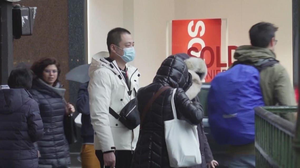 رعب كورونا يتواصل ويتوسع من الصين إلى فرنسا