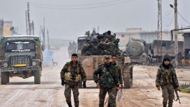 النظام السوري يعلن سيطرته على منطقة خان العسل في حلب