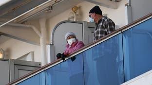 من أمام السفينة الموبوءة.. قلق يلف يوكوهاما من النفايات