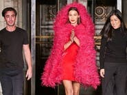 بيللا حديد عروس بالأحمر في نيويورك