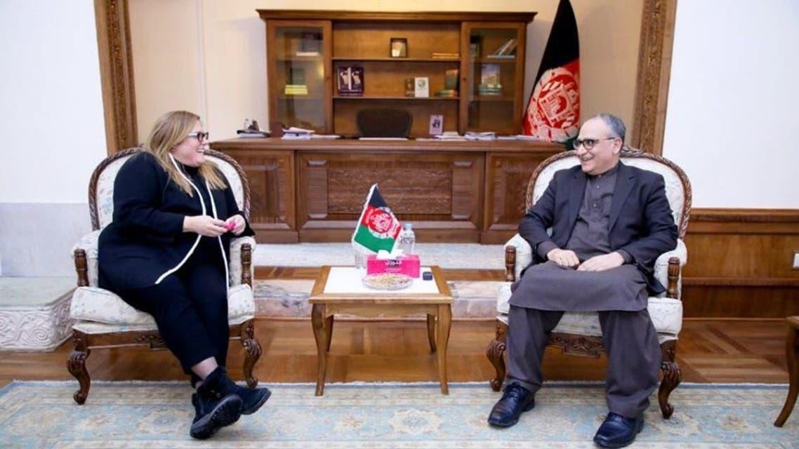 افغانستان سفارت آمریکا