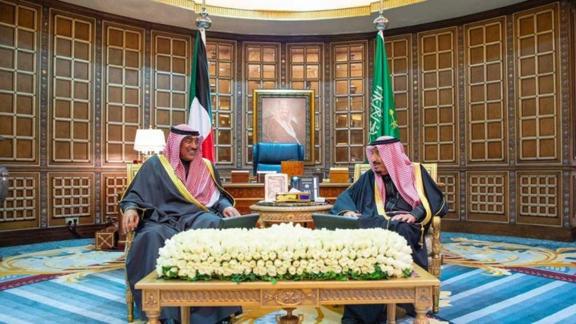 kuwait and KSA