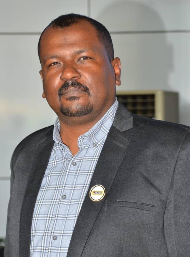 رامي كمال الناطق الرسمي باسم تجمع الهلاليين السودانيين