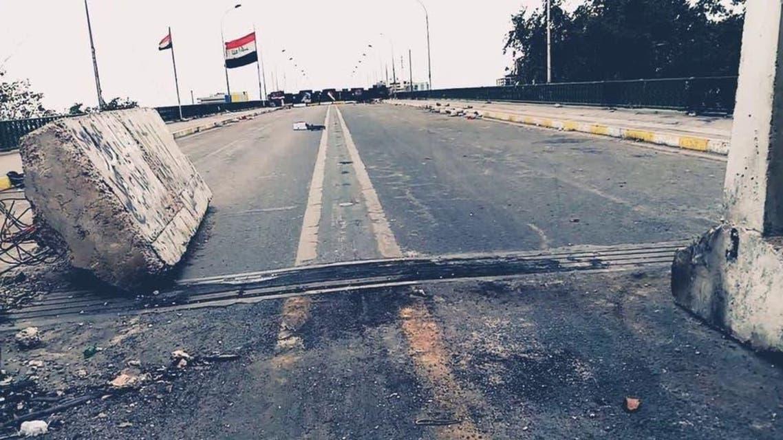 Iraq: Bagdad Bridge