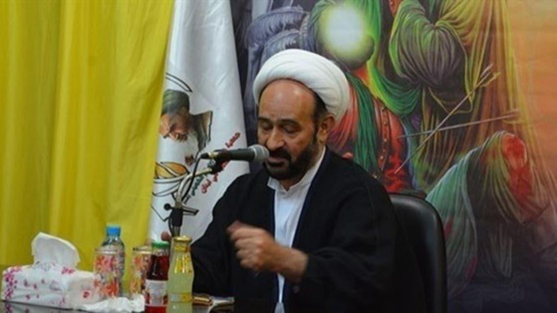 Sheikh Mohammad al-Kawtharani, a senior military commander of the Islamist group Hezbollah in Iraq. ( File Photo)
