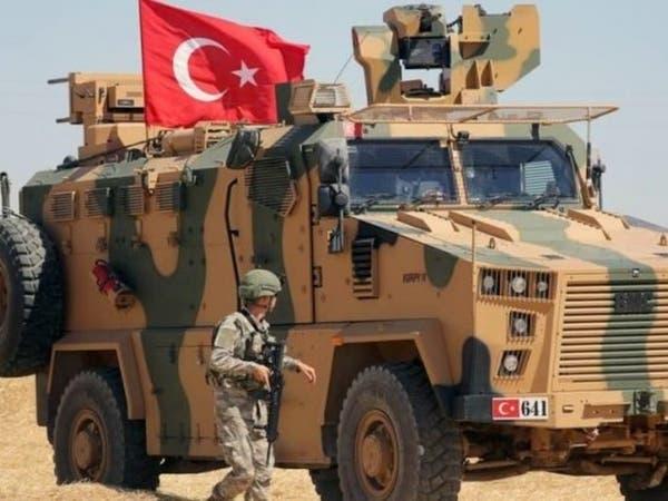 القوات التركية تواصل استقدام الأرتال العسكرية لسوريا