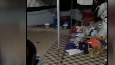 البرد يقتل رضيعا بمخيم في كركوك.. وأم ثكلى تستنجد!