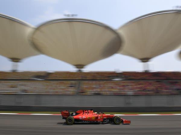 تأجيل سباق الصين في فورمولا 1 بسبب فيروس كورونا