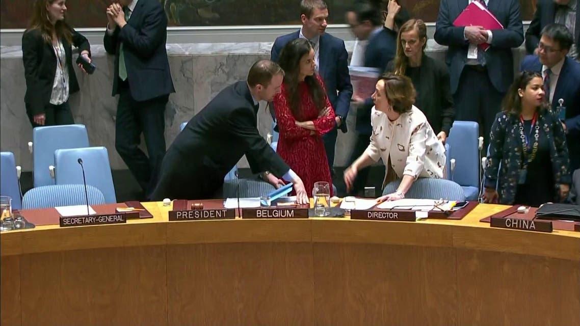 UN Security Council libya