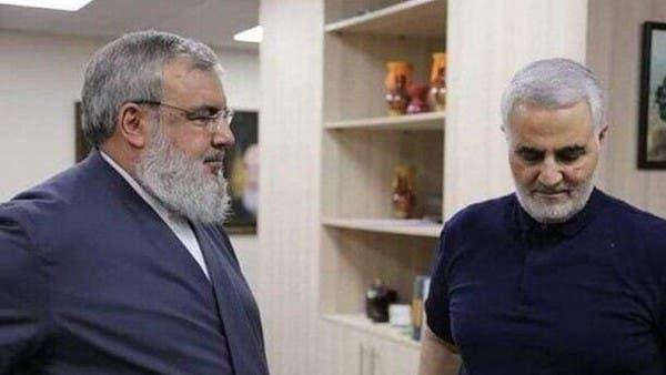 نصرالله: كنت لأقول لملك الموت خذني واترك سليماني