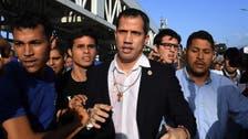Guaido defends sanctions against Maduro regime, Venezuela's state airline