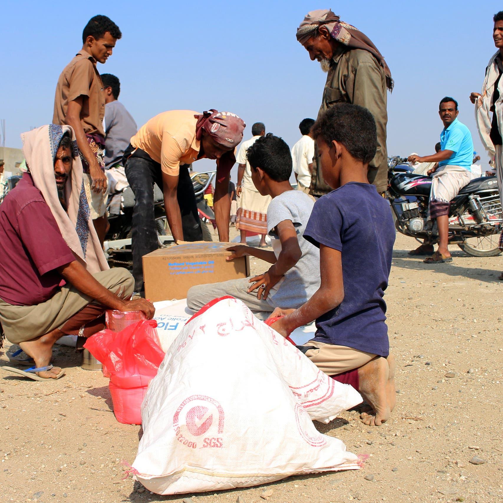 قوت اليمنيين مجدداً.. في مهب انتهاكات ميليشيا الحوثي
