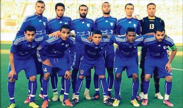 الهلال الليبي