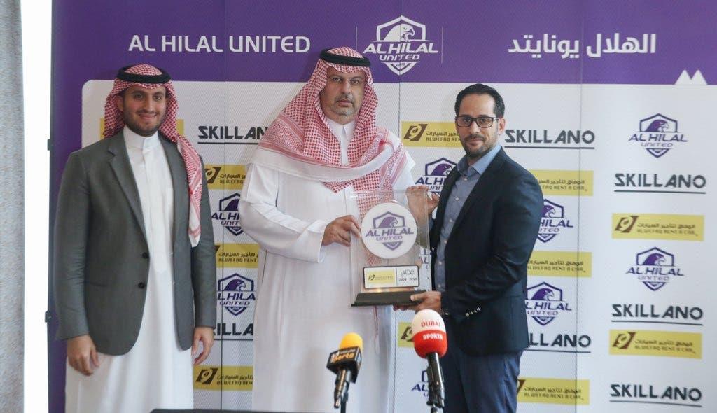 الأمير عبدالله بن مساعد خلال المؤتمر