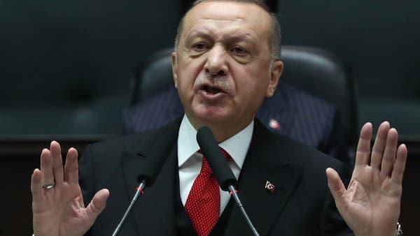 أردوغان يقر لأول مرة بسقوط قتلى أتراك في طرابلس
