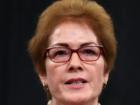 سفيرة أميركية مقالة تنتقد دبلوماسية بلادها
