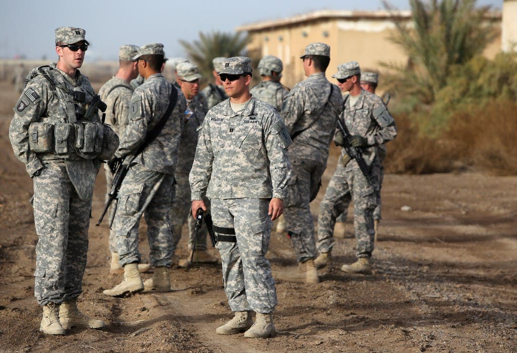 قوات أميركية في العراق - فرانس برس