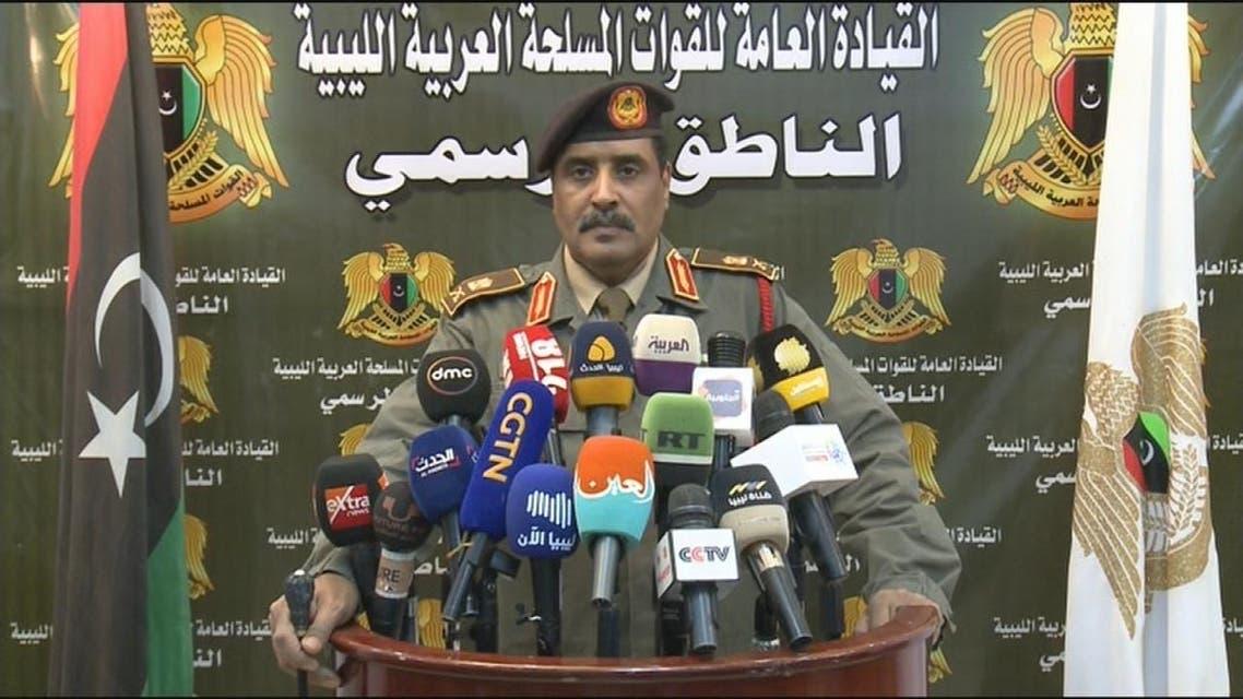 THUMBNAIL_ المسماري: القوات المسلحة تسيطر على 90% من أراضي البلاد