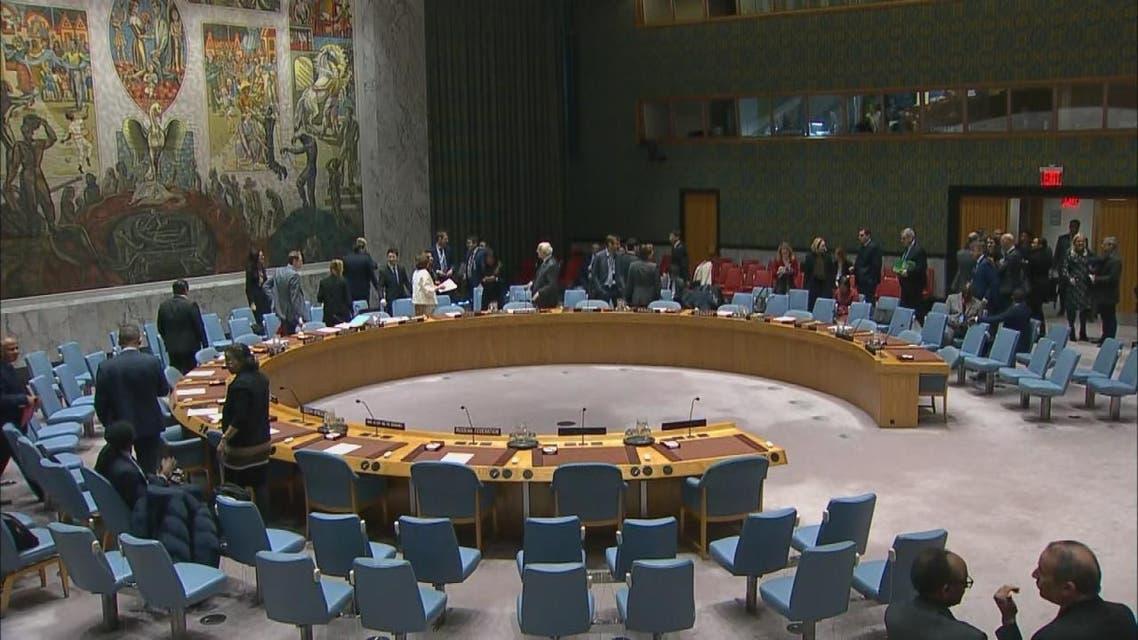 THUMBNAIL_ مجلس الأمن يتبنى قرارا يدعو لوقف دائم لإطلاق النار في ليبيا