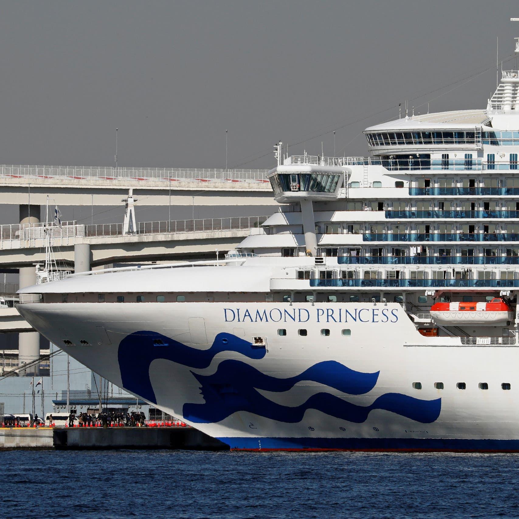 وفاة بريطاني بفيروس كورونا على متن سفينة سياحية