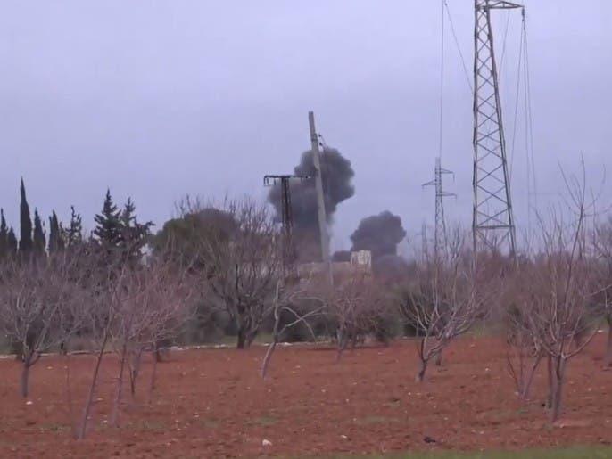 التصعيد العسكري للنظام في إدلب يفاقم الأزمة الإنسانية في سوريا