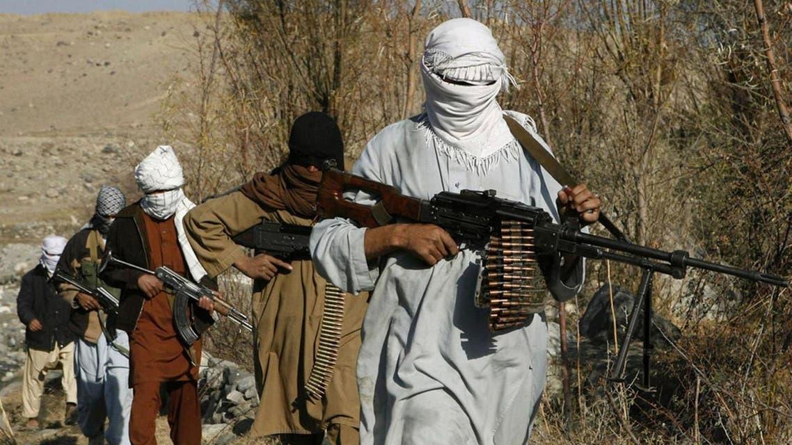 مقاتلون من طالبان