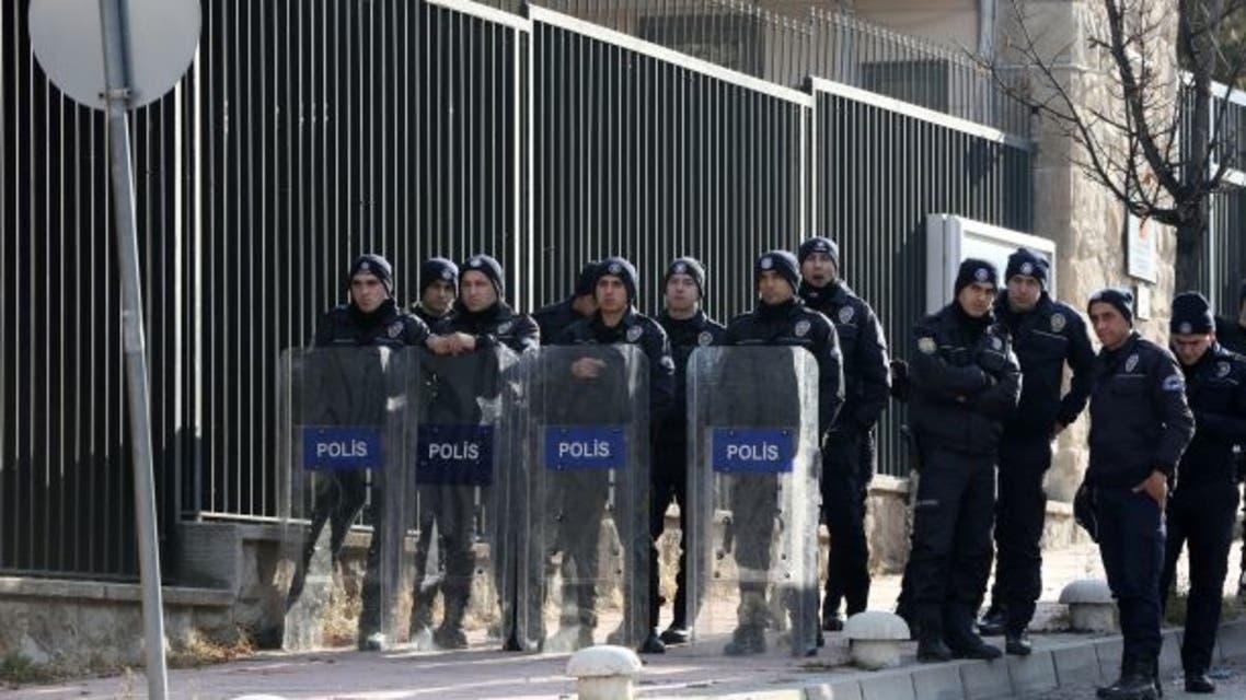 السفارة الروسية في تركيا