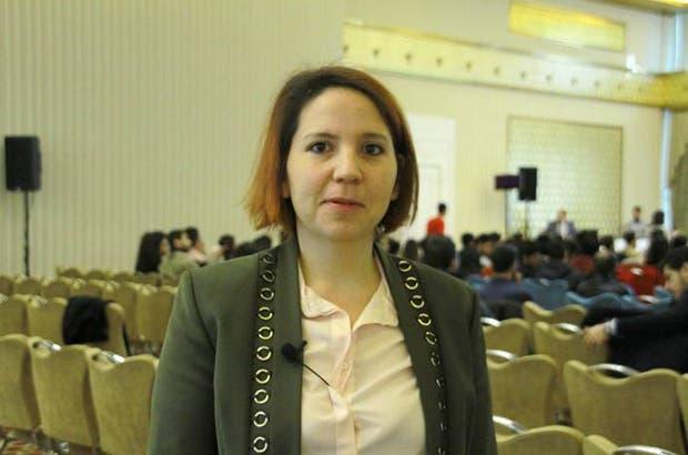 المدافعة التركية عن حقوق الإنسان، افين بارش آلتنطاش