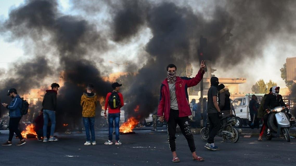 الناصرية - فرانس برس 12 فبراير
