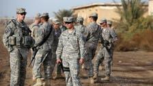 عراق : بین الاقوامی اتحادی فورسز کا قافلہ ایک بار پھر نشانے پر