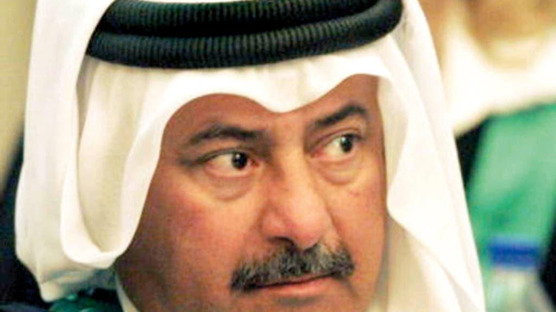 نجيب النعيمي وزير العدل القطري السابق،