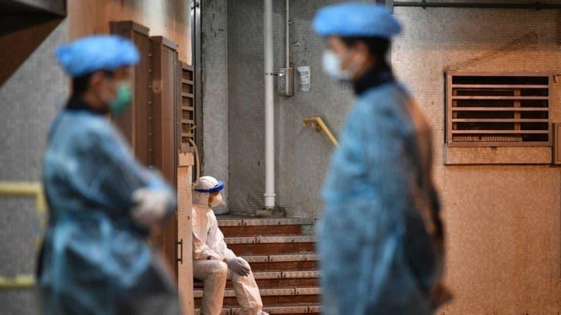 China: Corona Virus