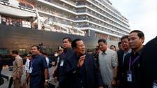 Cambodia PM defends ship docking despite coronavirus diagnosis