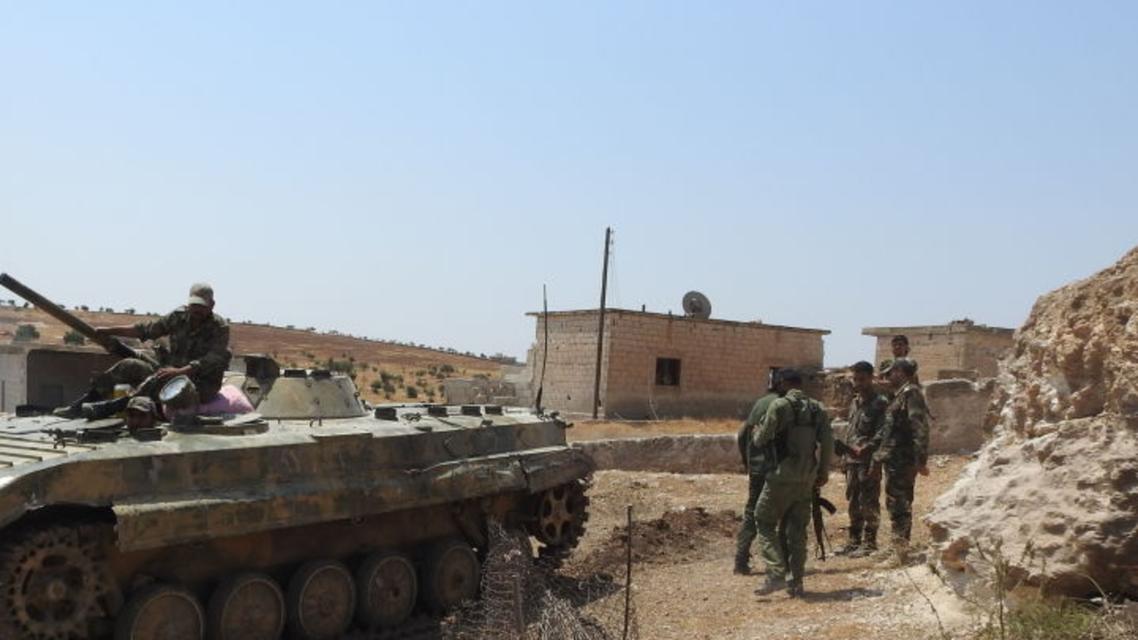 قوات النظام السوري (المرصد)