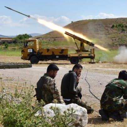 قوات موالية لتركيا تقصف مواقع سوريا الديمقراطية شرق حلب