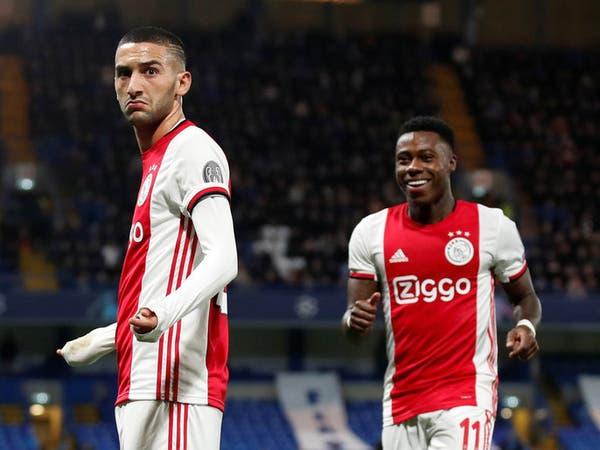 المغربي زياش أحدث الوجوه العربية في الدوري الإنجليزي