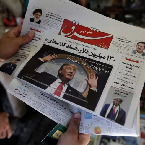 مسؤول إيراني: مستقبل قاتم ينتظرنا حتى إذا خسر ترمب الرئاسة
