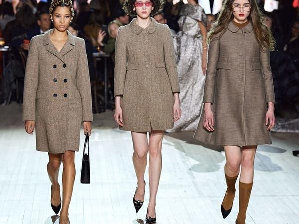الموضة تراقص الفن في وداع أسبوع نيويورك للأزياء