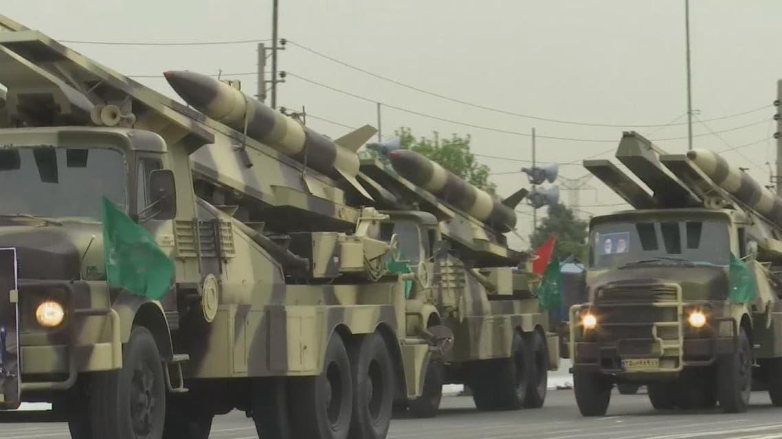 واشنطن: يجب تشديد حظر السلاح على إيران