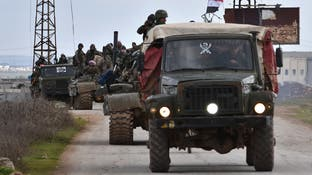 النظام يؤمّن طريق حلب-دمشق وغارة روسية تقتل 4