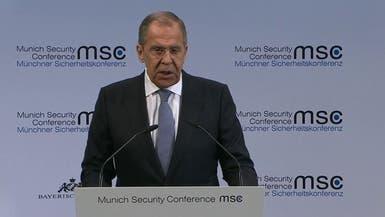 لافروف يؤكد على أهمية التعاون الدولي في مواجهة الإرهاب