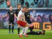 لايبزيغ يهزم بريمن ويخطف صدارة الدوري الألماني