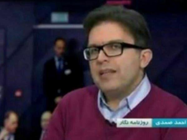 مراسل للتلفزيون الإيراني ينشق ويلتحق بقناة ناطقة بالفارسية