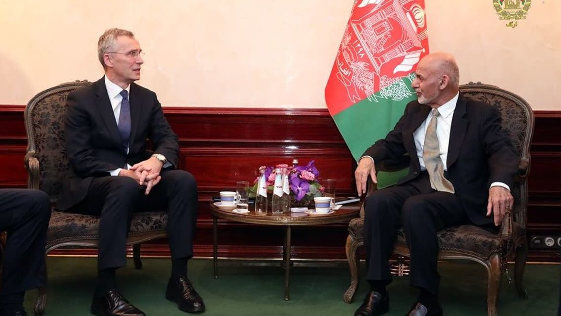 Update pic 2 (Stoltenberg with Ghani