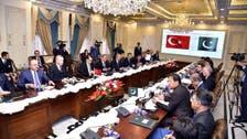 ترکی اور پاکستان کے درمیان تجارت، عسکری تعاون سمیت مفاہمت کی 13 یادداشتوں پر دستخط